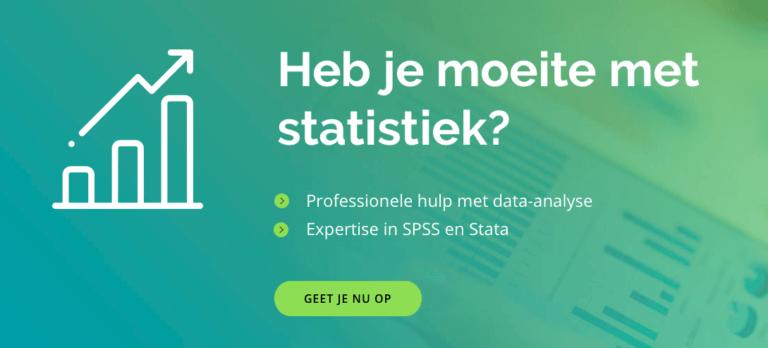Statistiekbegeleiding